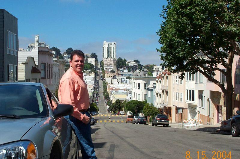 Ruas de San Francisco
