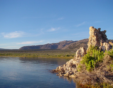 MonoLake in the early morning