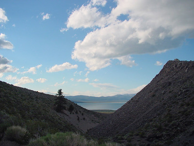 View to MonoLake