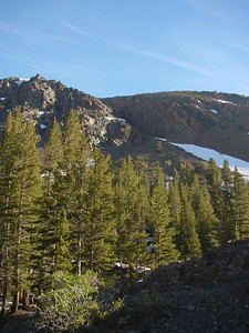 Sierra-Nevada pass
