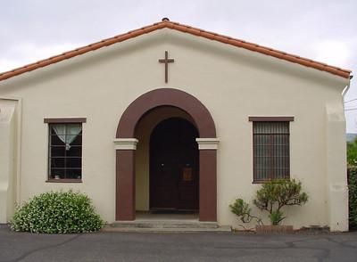 Mission Santa Ines.