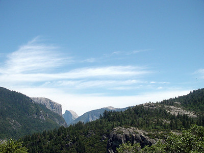 View to Half Dome