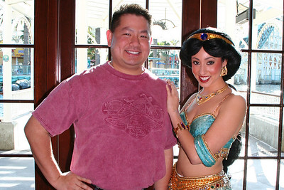 Cly and Jasmine (also in Ariel's Grotto)