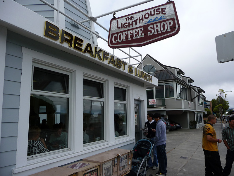 Because it mentioned breakfast in it's title, I plugged this into my phone's GPS to get us to Sausalito. Worked like a charm...and we found one of our favorite meals!