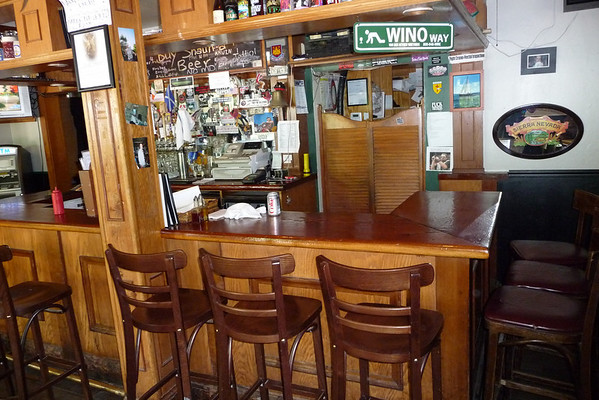 Thursday, 8/21: The Maiden Pub & Driving Back from Big Sur