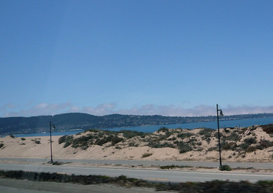 Wednesday, 8/20: Driving To Carmel