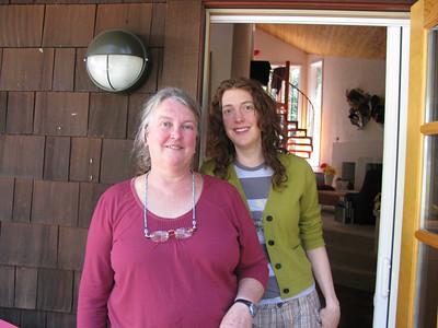 Stensvolds visit 2008