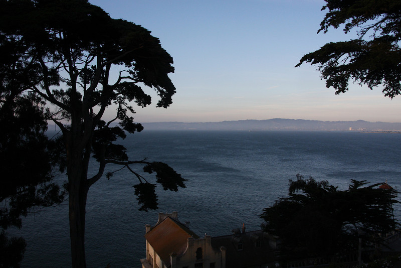 View from Alcatraz