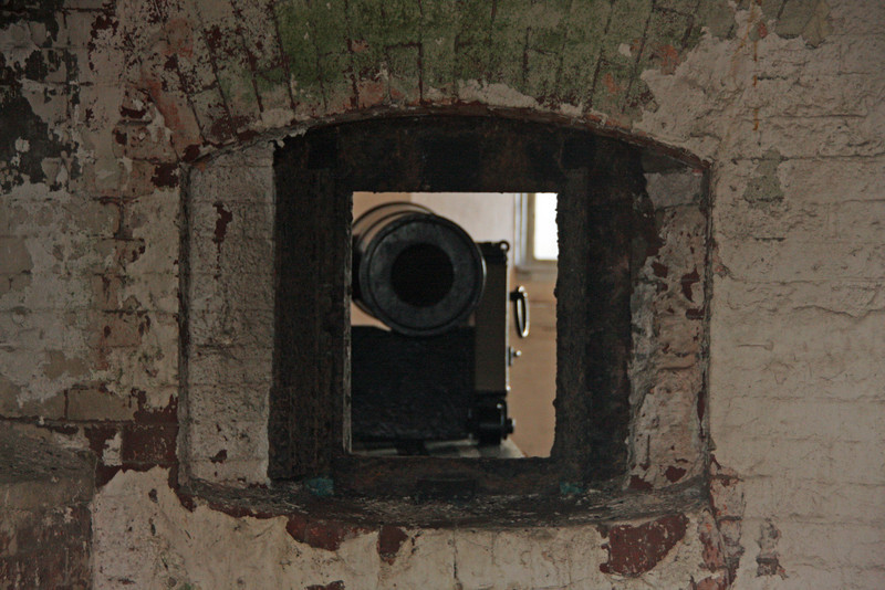 Howitzer in the Guardhouse