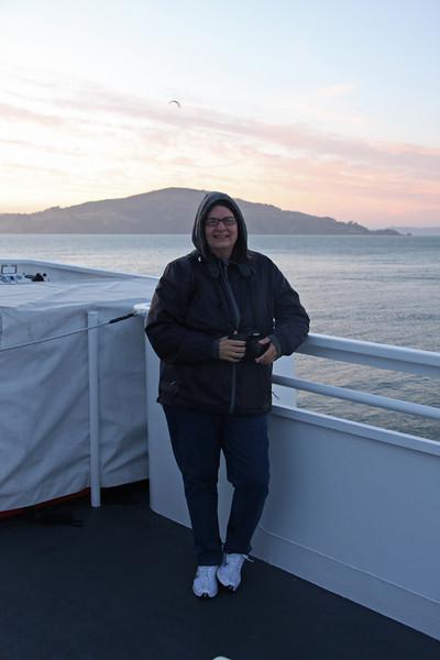 Heading back to San Francisco