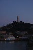 <b>View of Coit Tower from the Alcatraz Ferry</b>  [B]