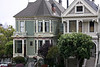 <b>Shannon-Kavanaugh House [left] - One of the Painted Ladies [right]</b>
