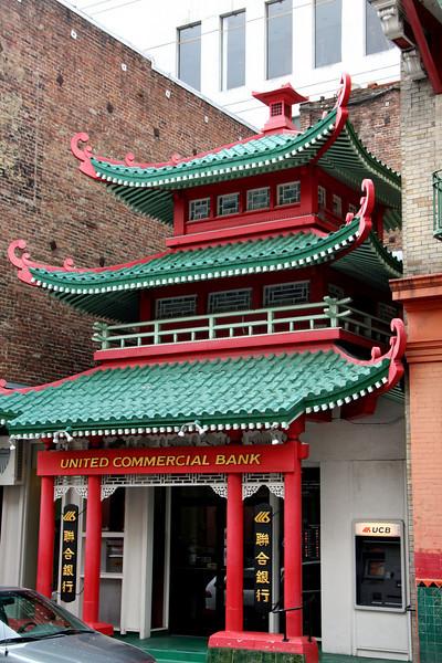 United Commercial Bank aka Chinese Telephone Exchange aka Bank of Canton