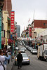 "<b>San Francisco's Chinatown</b> is the largest Chinatown outside of Asia as well as the oldest Chinatown in North America.  In 1848, the first Chinese immigrants - two men and one women - arrived in San Francisco on the American brig, Eagle.  <a href=""http://www.sanfranciscochinatown.com/history/index.html"" target=""_blank""> <b>Here</a></b> you can find an abridged version of the history of San Francisco's Chinatown."