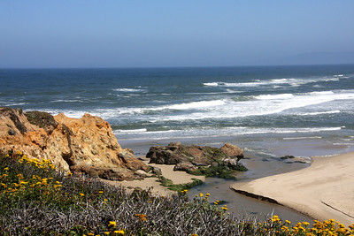 Along Pacific Coast Highway - State Route 1