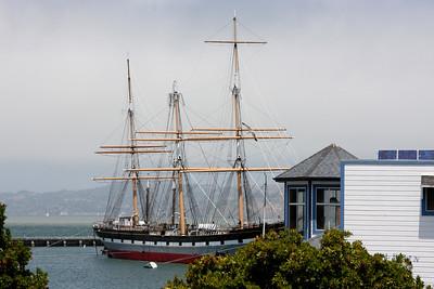 Balclutha from Pier 39