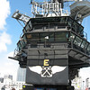 Bridge on the USS Midway