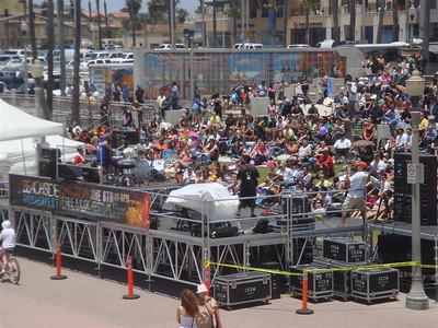 Huntington Beach, Rock Festival