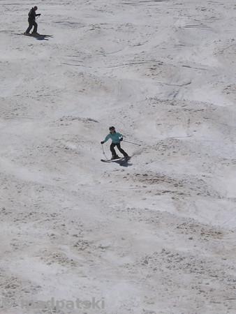 June 30 - Ski Mammoth & Bodie