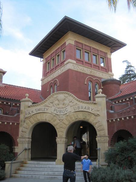 Smiley Public Library (1896), Redlands, CA