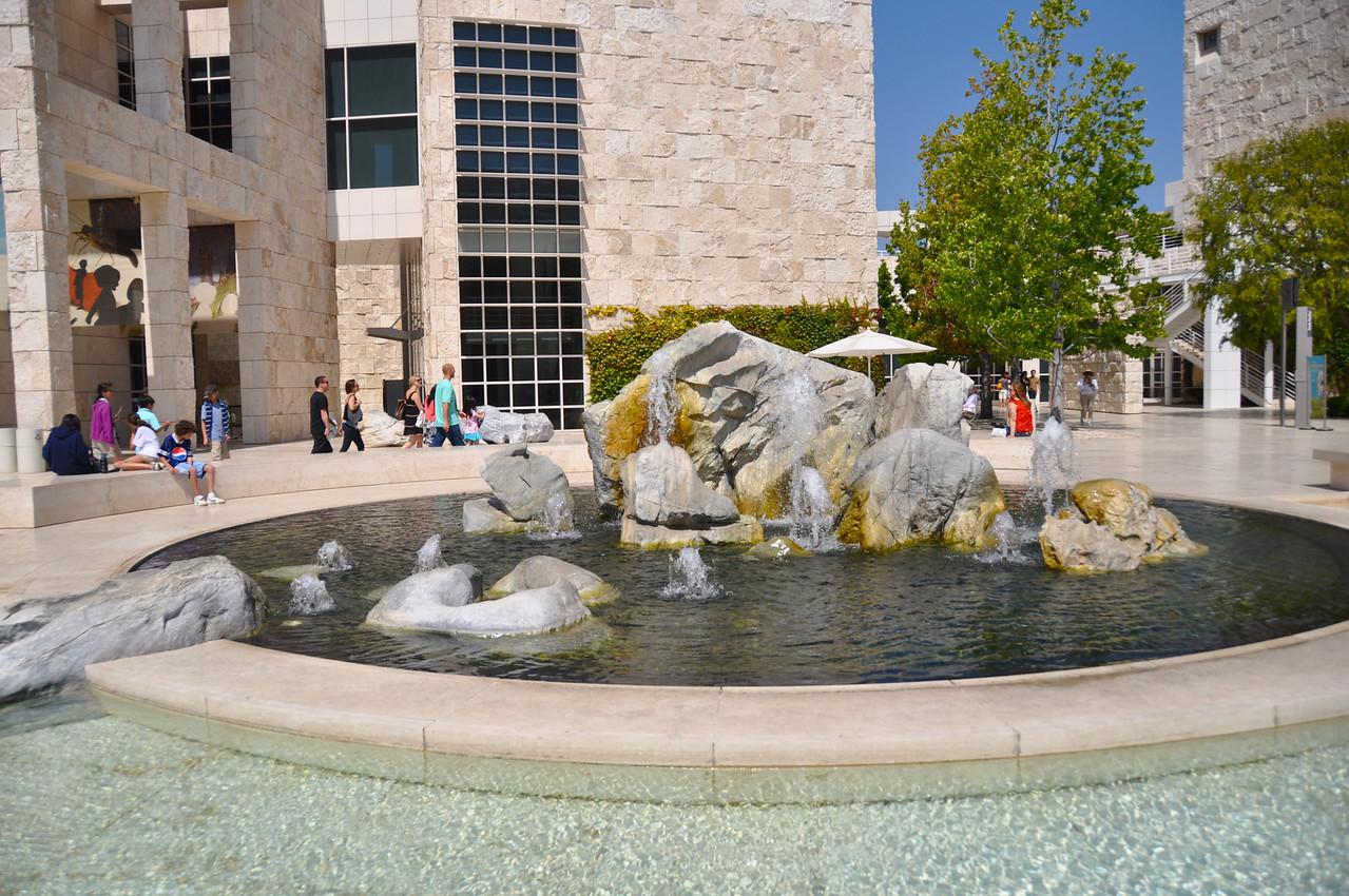 Getty Museum, LA