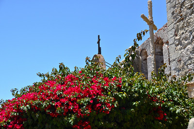 The Mission at San Juan Capistrano