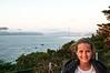Golden Gate Bridge from Lincoln Park