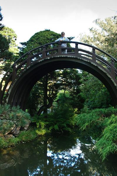 Golden Gate Park, Japanese Garden, San Francisco