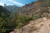 Pinnacles National Park trail.