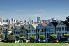 The Painted Ladies and San Francisco