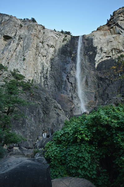 Bridal Veil Falls, Yosemite National Park
