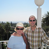 After lunch at the Claremont Hotel in Berkeley