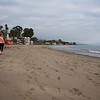 On Montecito Beach