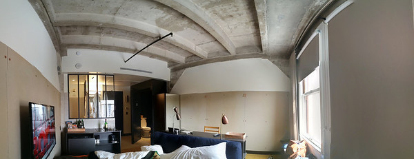My room at the Ace Hotel in LA