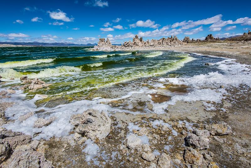 Mono Lake, California - April 2016