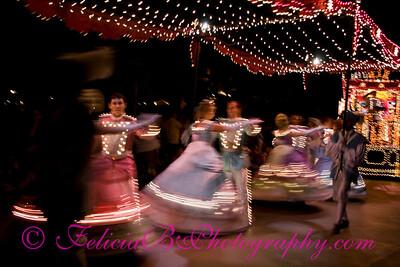 Ball Dancers