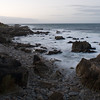 Manta Ray Bay at sunset