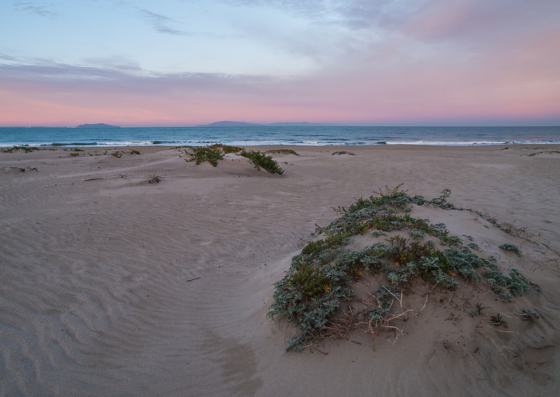 Oxnard Beach at Sunrise