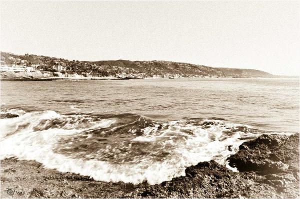 Shaws Cove, Laguna Beach