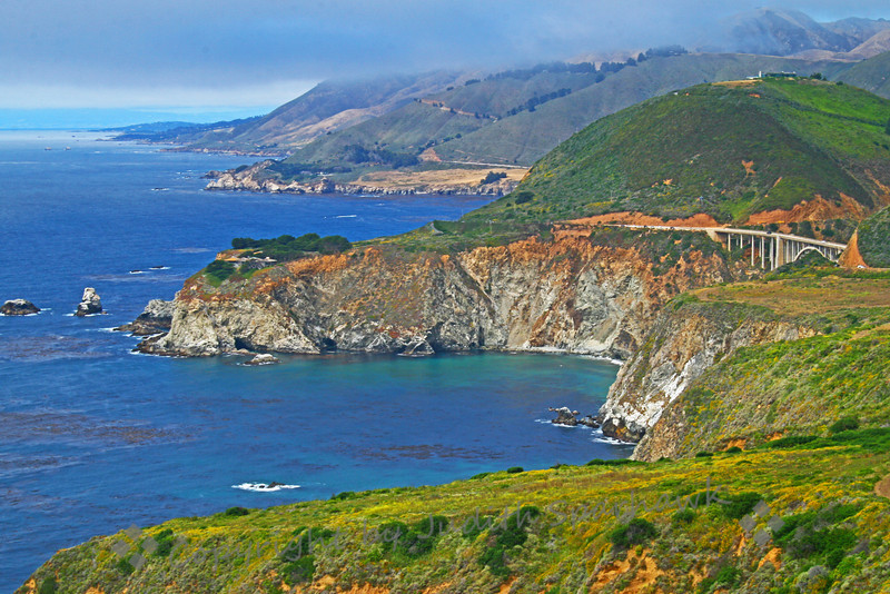 California's Coast Highway 1