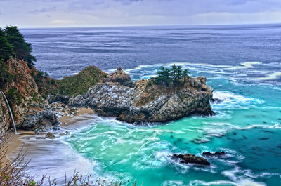McWay Fall Big Sur
