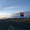 Day 1 driving from Katy, TX.  After 14 hours and 965 miles we made it to Willcox, AZ
