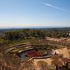 J Paul Getty Gardens