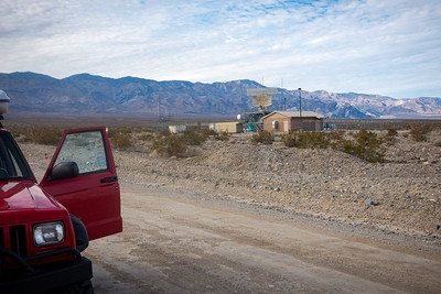 Death Valley Radar Station