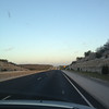 Interstate 10 across Texas between Kerrville and El Paso.  80 mph but who keeps score?