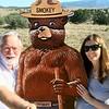 Photo with Smokey