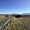 Wider Panorama of valley from the Fort Stanton hill top