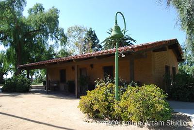 Diego Sepulveda Adobe in Costa Mesa