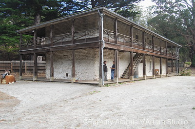 Sanchez Adobe in Pacifica