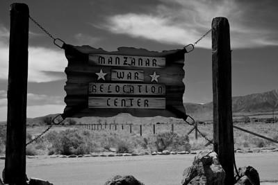Manzanar War Relocation Camp